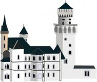 castle,colour,nature,media,clip art,public domain,image,jpg,png,svg,inkscape