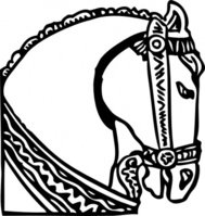 horse,head,animal,mammal,media,clip art,externalsource,public domain,image,png,svg