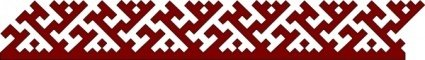 okrug,pattern,border,traditional,sewing,cross stitch,folk,folk art,russian,russian art,geometric,media,clip art,externalsource,public domain,image,png,svg