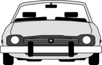 front,view,car,auto,sedan,cartoon,media,clip art,externalsource,public domain,image,png,svg
