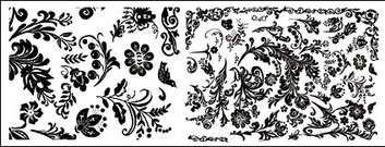 several,practical,rough,black,white,pattern