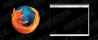firefox,browser,window,material
