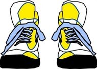 hightop,sneaker,colour,cartoon,clothing,shoe,media,clip art,public domain,image,png,svg,shoe,shoe