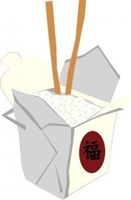chinese,take,chinese take out,food,chopstick,rice,box,china,colour,media,clip art,public domain,image,png,svg,chopstick,chopstick