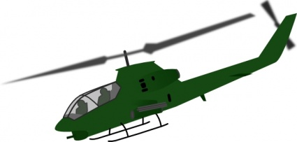 Cartoon Plane Fly Air Vehicle Helicopter Chopper Clip Arts Clip Art