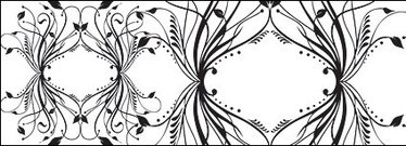 fashion,black,white,pattern,element,vector,material