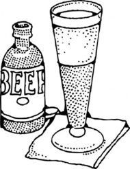 lage,beer,glass,alcohol,bottle,media,clip art,externalsource,public domain,image,png,svg