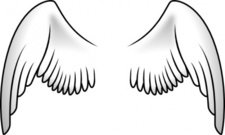 wing,media,clip art,how i did it,public domain,image,png,svg