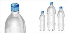 vector,bottle,blank,material