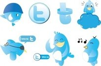 twitter,icon,web,element,icon,element,design