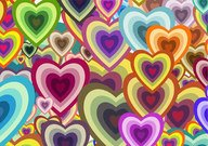 wallpaper,heart,colorful,decoration,art,heart,design,art