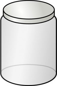 glass,jar,container,object,media,clip art,how i did it,public domain,image,png,svg