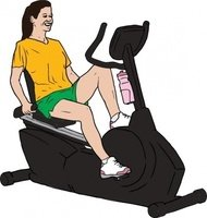 woman,exercise,bike,people,gym,media,clip art,public domain,image,png,svg