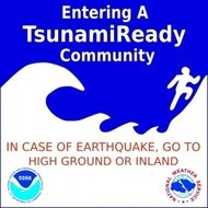tsunami,warning,sign