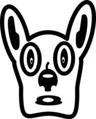 cartoon,face,animal,dog,media,clip art,public domain,image,svg,png