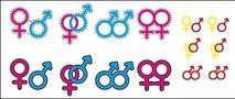 symbol,male,female,sign,gender