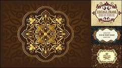 classic,lace,pattern,vector,material