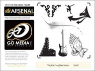 sampler,set,vectors:,combination,hand,guitar,jump,skateboard,skateboarder,oraments,ornament