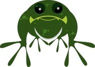 frog,color,cartoon,reptile,animal,media,clip art,public domain,image,png,svg