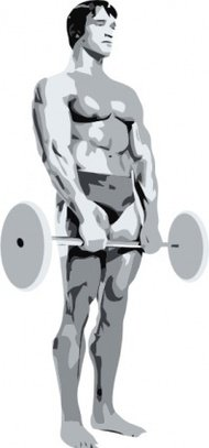 standing,body,builder,carrying,weight