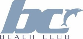 beach,club,logo