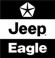 jeep,eagle,logo