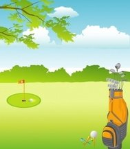 golf,holiday,vector_golf,sport,spot,course,lawn,green,club,flag,tree,leaf,nature,scene,landscape
