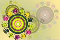 swirl,amp,circle,background