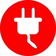 electric,power,plug,icon
