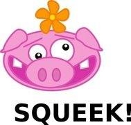 squeek,cartoon,animal,head,pig