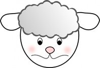 sheep,animal,media,clip art,public domain,image,svg,png