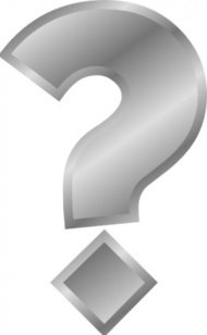 question,mark,silver,letter,gradient,alphabet,abc,media,clip art,public domain,image,png,svg