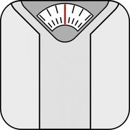 bathroom,scale,cartoon,icon,tool,color,weight,mass,simple,toilet,weight loss,kitchen,ballance,media,clip art,public domain,image,png,svg