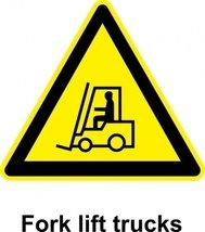 sign,fork,lift,truck