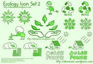 ecology,icon,set