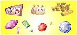 money,slot,machine,gold,diamond