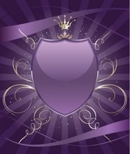 brightly,party,shield,emblem