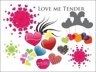 heart,heartvectors,various,different,love,valentine