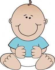baby,sitting,remix,people,child,infant,boy,smiling,worldlabel,clip art,media,public domain,image,png,svg