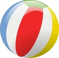 beach,ball,color,summer,media,clip art,public domain,image,svg,png