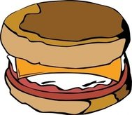 fast,food,breakfast,menu,fastfood,colouring book,egg,muffin,cheese,sandwich,egg