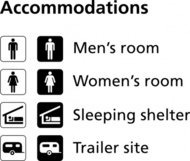 accomodations,icon,park,map,pictograph,symbol,accommodation,cartography