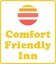 comfort,friendly,logo