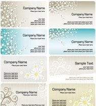 collection,business,card,template