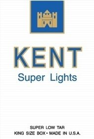 kent,super,light
