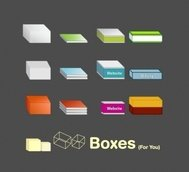 box,web,element,box,design,element