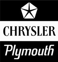 chrysler,plymouth,logo