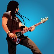 bassplayer,bass,player,music,musician,guitar