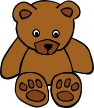 simple,teddy,bear