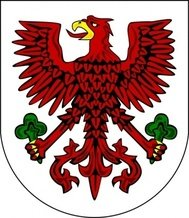 gorzow,wilekopolski,coat,arm,coat of arm,poland,eagle